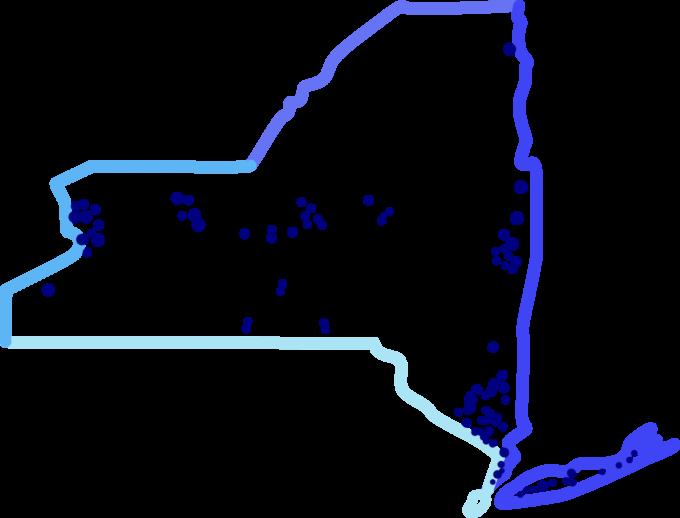 US New York Shops
