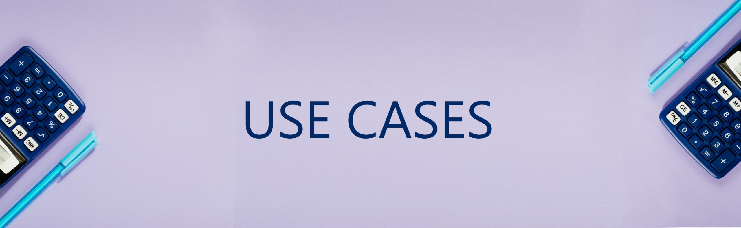 Use Cases Banner